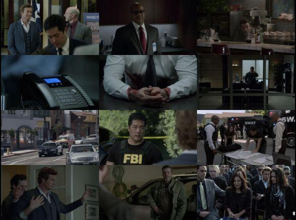The Mentalist Season 1 Episode 10 {Cybertron Ological}